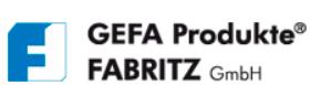 GEFA logo